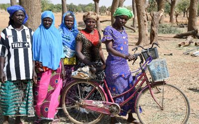 A thriving community of women seed producers