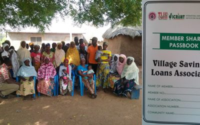 Empowering women farmers through Village Savings and Loans Associations (VSLA) in Northern Ghana