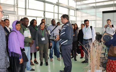 Bridging the knowledge gap among crop breeders in SSA and SA