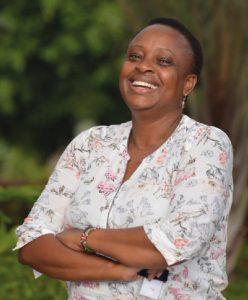 Esther Njuguna-Mungai, Gender CO-Ordinator, CRP-GLDC