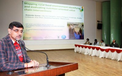 Understanding food systems transitions is key to achieve nutritional outcomes