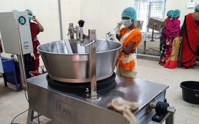 Eight food processing units to target malnutrition and poverty in South India's hinterlands