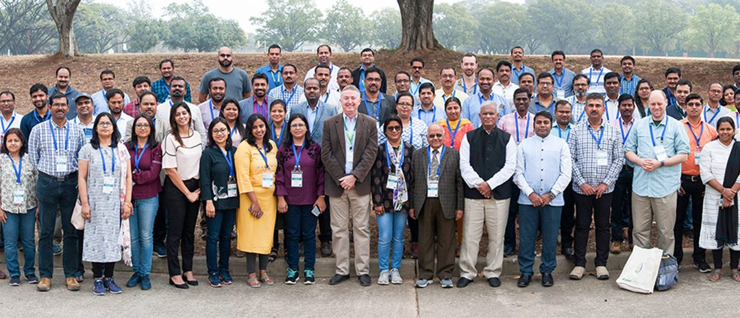 Empowering young scientists with new skills to develop genomic-assisted climate-resilient crops