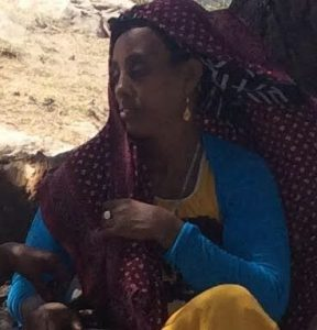 Ms Worknesh, Ethiopia. Photo: Getachew Shambel/Haramaya
