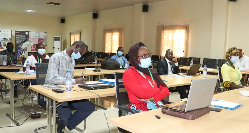 Young Malian researchers gear up for grand challenges with crop modeling