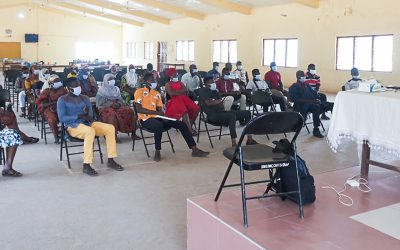 Special training sessions initiated for young women and hearing-impaired youth in Ghana