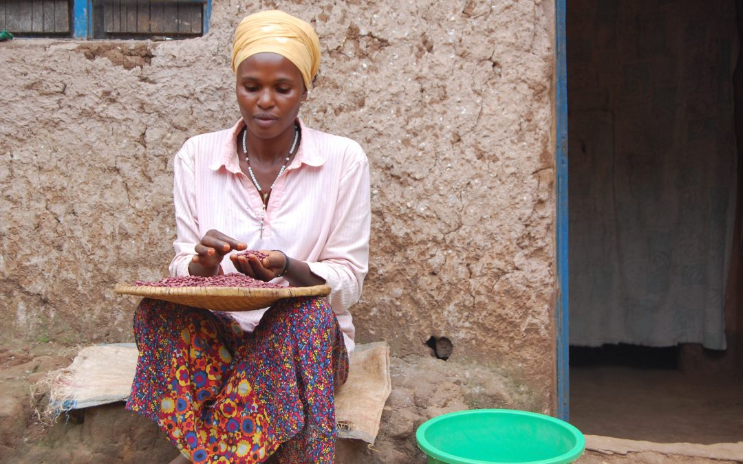 Farmers reaping big benefits from climate information services in Rwanda