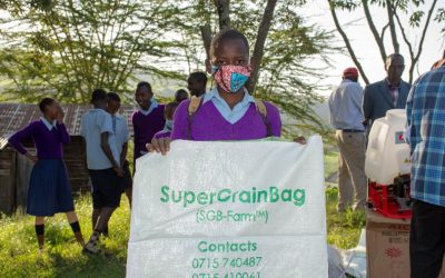 A new dawn for agriculture with the reintroduction of 4K Clubs in Kenyan schools
